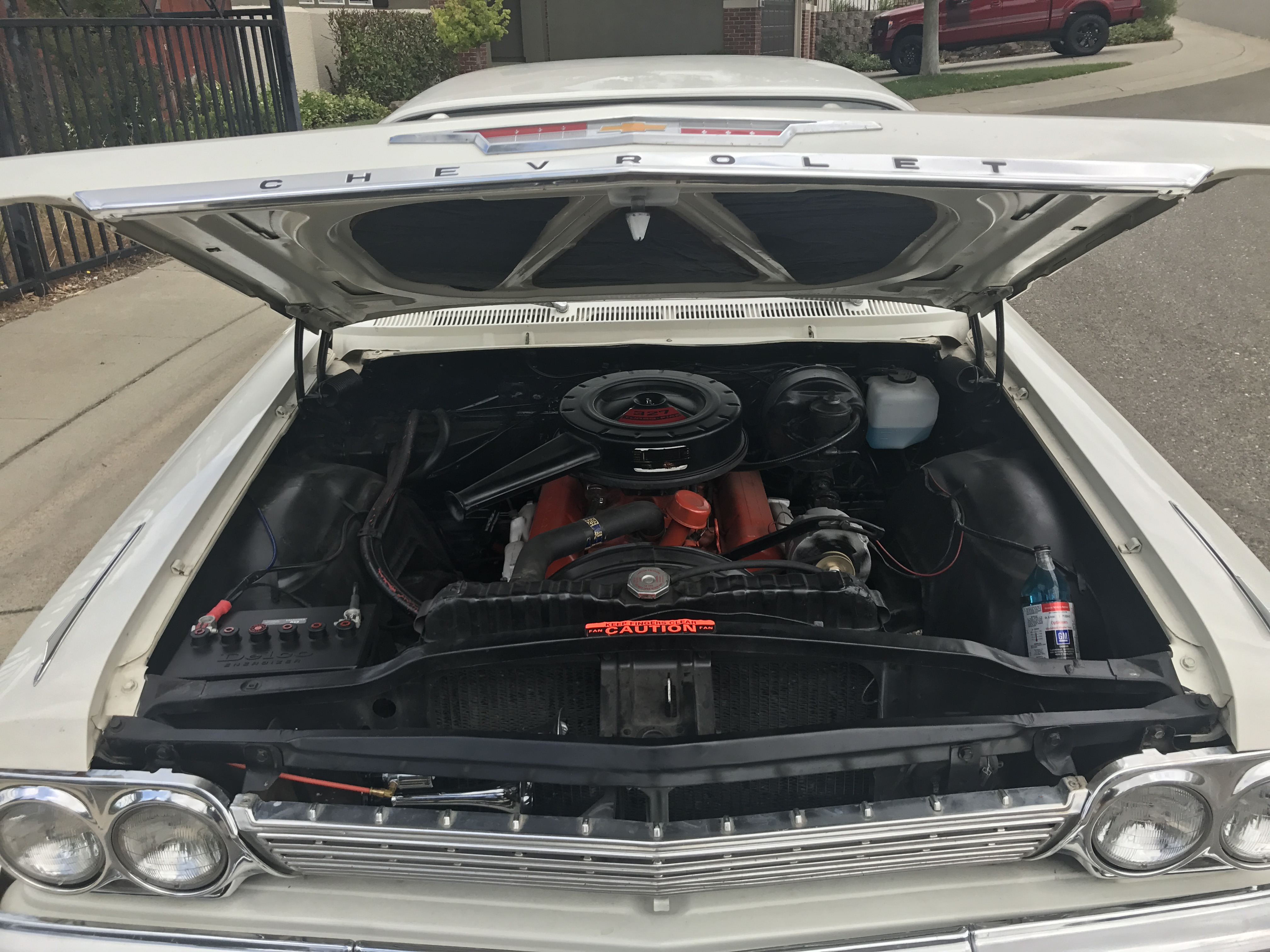 Ez Air Ride S 1962 Chevy Impala Is For Sale