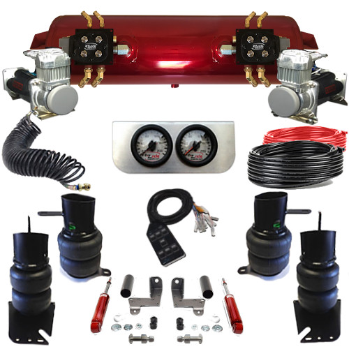 1958-1964 Chevy Biscayne Elite EZ Air Ride Suspension Kit
