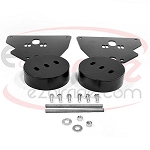 63-87 CHEVROLET/ GMC C10 FRONT BAG BRACKETS- SET