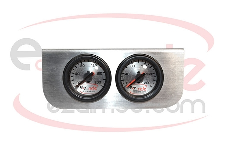 Dual Needle Dual Gauge Panel