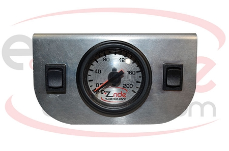 FB Electric Gauge Control Panel