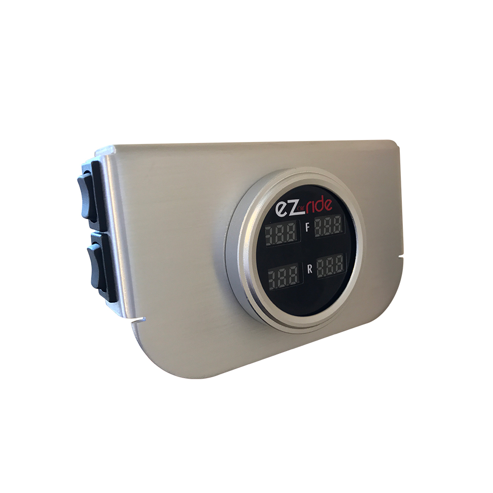 EZ Air Ride Pinch Grip™ Digital Gauge Panel