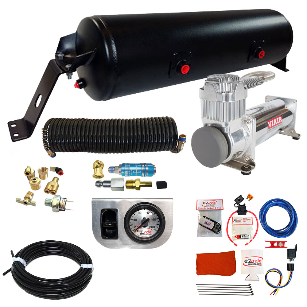 EZ Air Ride 50/50 Air Management Kit