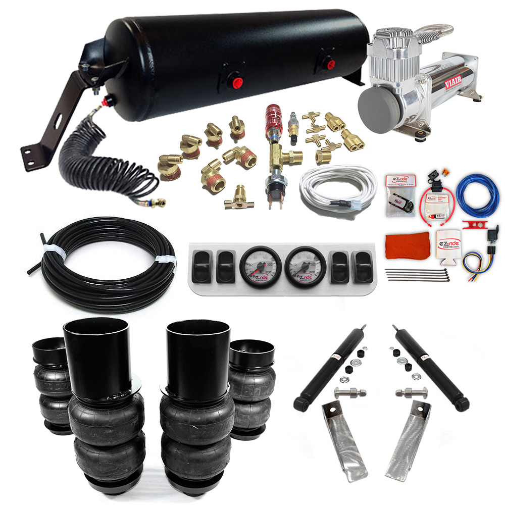 1961-1962 Cadillac Classic+ EZ Air Ride Suspension Kit