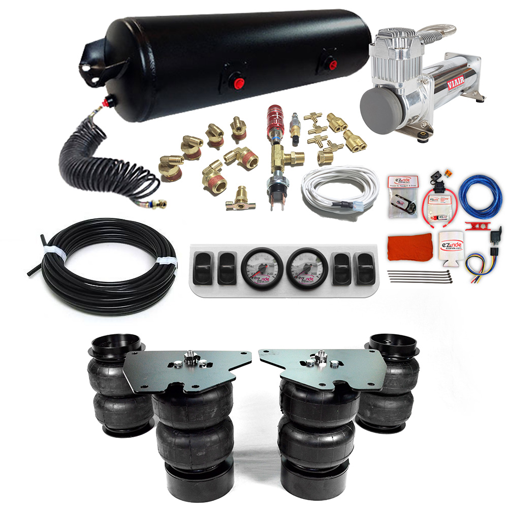 1963-1972 Chevy C10 Classic+ EZ Air Ride Suspension Kit
