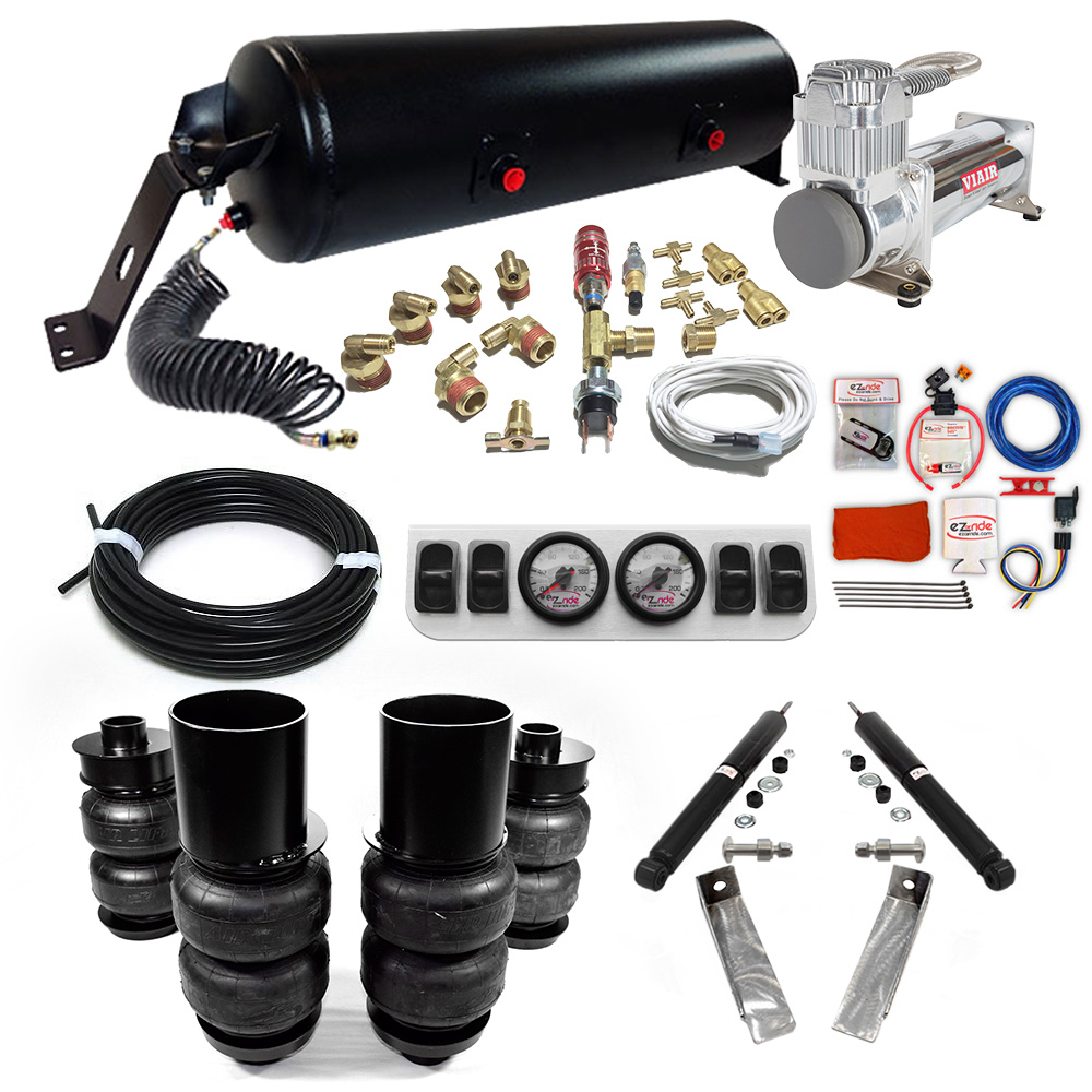 1965-1970 Cadillac RWD Classic+ EZ Air Ride Suspension Kit