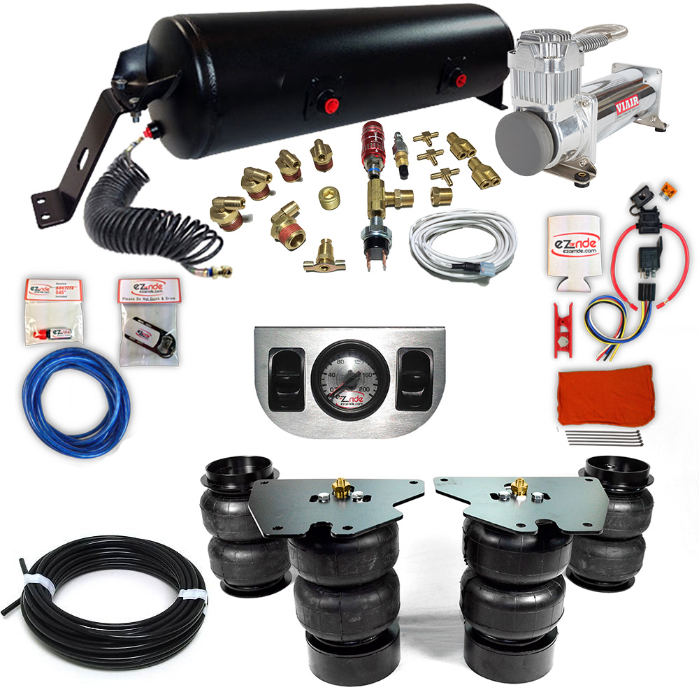 1963-1972 Chevy C10 Classic EZ Air Ride Suspension Kit