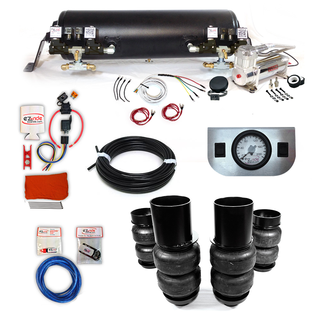 1963-1964 Cadillac Deluxe EZ Air Ride Suspension Kit