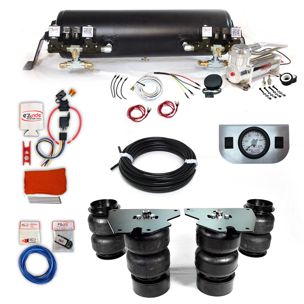 1963-1972 Chevy C10 Deluxe EZ Air Ride Suspension Kit