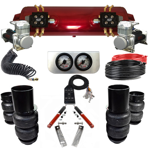 1961-1962 Cadillac Elite EZ Air Ride Suspension Kit