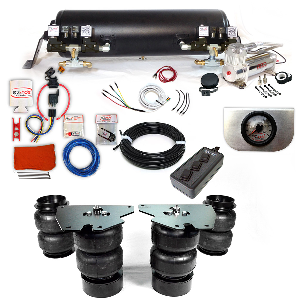 1963-1972 Chevy C10 Platinum EZ Air Ride Suspension Kit
