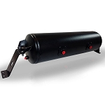 7 GALLON AIR TANK - BLACK