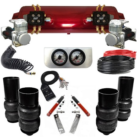 1965-1970 Chevy Bel Air Elite EZ Air Ride Suspension Kit