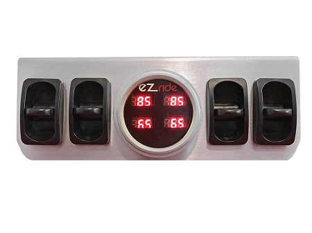 Classic Plus Digital Gauge Panel