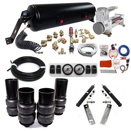 1965-1970 Chevy Bel Air Classic+ EZ Air Ride Suspension Kit