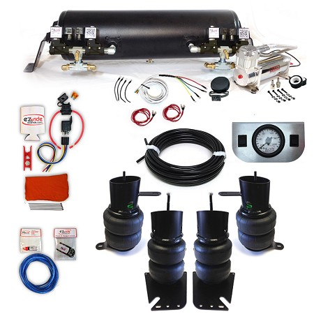 1958-1964 Chevy Wagon Deluxe EZ Air Ride Suspension Kit