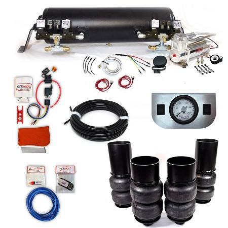 1965-1970 Chevy Impala Deluxe EZ Air Ride Suspension Kit