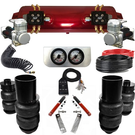 1965-1970 Cadillac RWD Elite EZ Air Ride Suspension Kit
