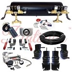 1959-1960 Chevy EL Camino Platinum EZ Air Ride Suspension Kit