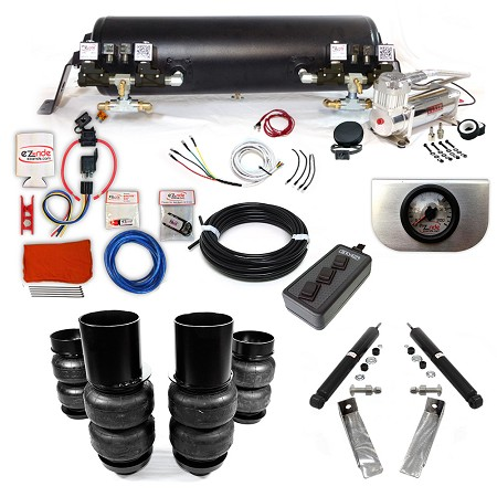 1961-1962 Cadillac Platinum EZ Air Ride Suspension Kit