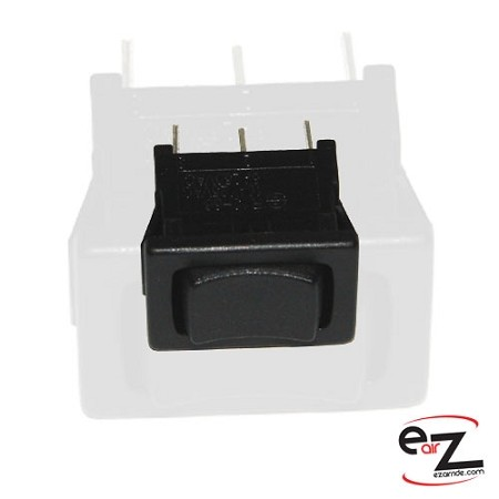3 WAY MOMENTARY ROCKER SWITCH- 3 PIN