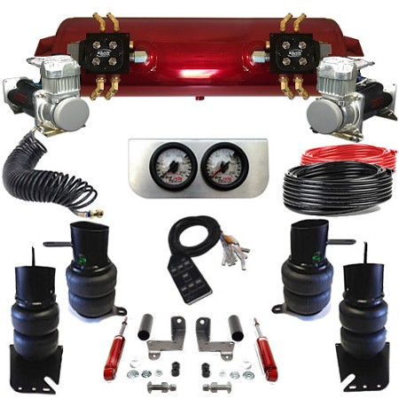 1958-1964 Chevy Impala Elite EZ Air Ride Suspension Kit