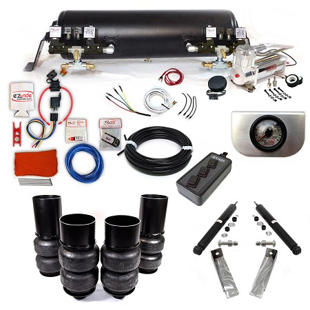 1965-1970 Chevy Impala Platinum EZ Air Ride Suspension Kit
